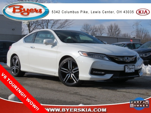 Pre Owned 2017 Honda Accord Touring