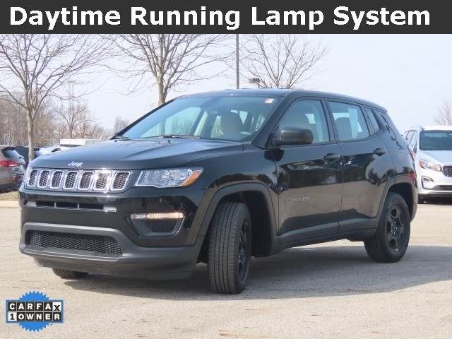 Pre-Owned 2019 Jeep Compass Sport