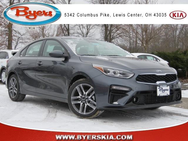 New 2019 Kia Forte S 4d Sedan In Lewis Center 190217 Byers Kia